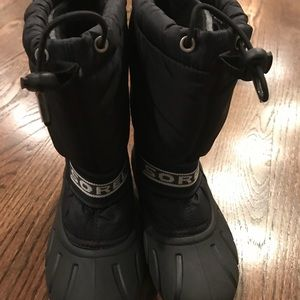 Sorel Snow Boots for youth, size 1